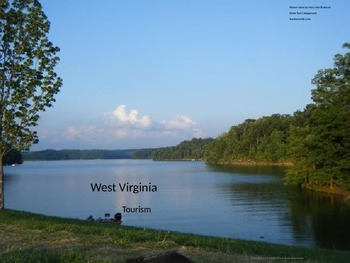 3rd Grade West Virginia History Studies/Counties and Tourism SAMPLE