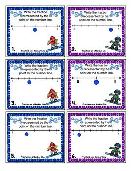 3rd Grade Winter Games: 3rd Grade Winter Math Scoot