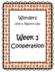 3rd Grade Wonders Binder Inserts Unit 2