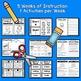 3rd Grade Wonders INTERACTIVE NOTEBOOK {UNIT 3}