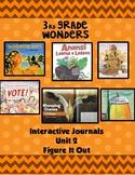 3rd Grade Wonders Interactive Notebook Unit 2
