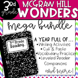 Wonders 2017 3rd Grade Units 1-6 Reading Resources BUNDLE