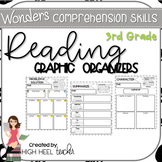 3rd Grade Wonders Reading Skills Graphic Organizers