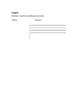 3rd Grade Wonders Unit 2 Week 5  Vocabulary