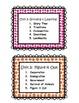 3rd Grade Wonders Unit Labels