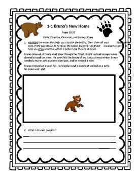 3rd Grade Wonders Units 1 & 2 Comprehension & Year Long Wonders Skills Overview