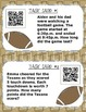 3rd Grade Word Problem Review with QR Codes and Video!