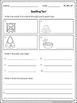 3rd Grade Word Work - Assessments