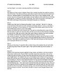 3rd Grade Woven Dream Catcher Lesson Plans
