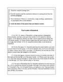 3rd Grade Writing Practice 4