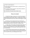 3rd Grade Writing Practice 6