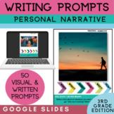 3rd Grade Writing Prompt Narrative   Google Classroom   Pe