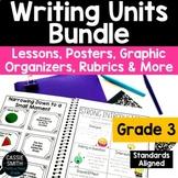 3rd Grade Writing Units BUNDLE