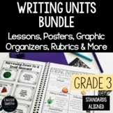 3rd Grade Writing Units BUNDLE