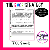 3rd Grade Writing with the RACE Strategy Free  Sample