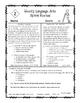 3rd Grade Yearlong LA Spiral Quick Check Set for 3rd Grade