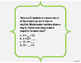 3rd Grade enVision Math Topic 3 Review