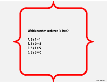 3rd Grade enVision Math Topic 8 Review