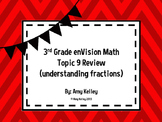 3rd Grade enVision Math Topic 9 Review