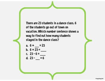 3rd Grade enVision Math Topics 3, 5, 6, 7, 8, 9, & 15 Review Bundle!