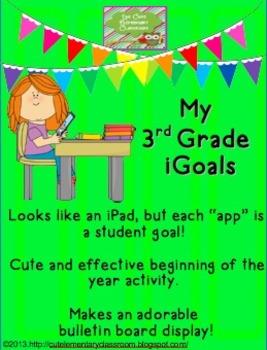 3rd Grade iGoals