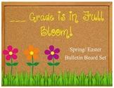 3rd Grade is in Full Bloom Bulletin Board set Spring K-5 K-4 1st 2nd 4th 5th
