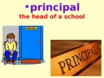 3rd Grade:Journeys Lesson 1 A Fine, Fine, School Printable