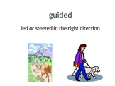 3rd Grade:Journeys Lesson 24 Dog-of-the...Printable Vocabulary Cards