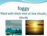 3rd Grade:Journeys Lesson 4 Pop's Bridge Printable Vocabulary Cards