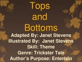 3rd L-12 Tops and Bottoms Vocabulary/Spelling/Comprehension Power Point