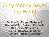 3rd L-16 Judy Moody... Vocabulary/Spelling/Comprehension Power Point