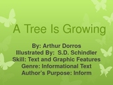 3rd L-18 A Tree Is Growing Vocabulary/Spelling/Comprehension Power Point