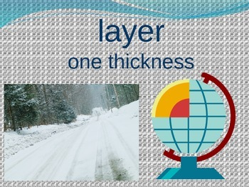 3rd L-20 Life on the Ice Vocabulary/Spelling/Comprehension Power Point