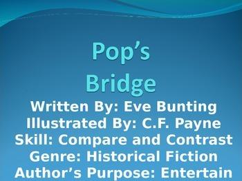 3rd L-4 Pop's Bridge Vocabulary/Spelling/Comprehension Power Point