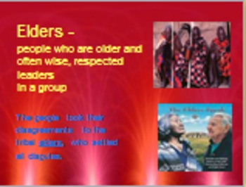 3rd Language Arts HM 2.4 Dancing Rainbows Vocabulary PPT