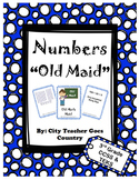 3rd Grade Math Game - Old Maid - place value, base ten, word form, expanded