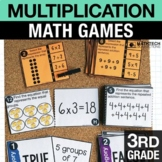 3rd - Multiplication Centers - Math Games