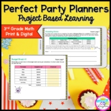 3rd Perfect Party Planners Project Based Learning - Printa