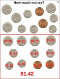 3rd GR (3.1C) Money: Coins and Bills (animated and worksheets)