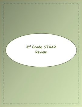 3rd STAAR Review (Previous TEKS)