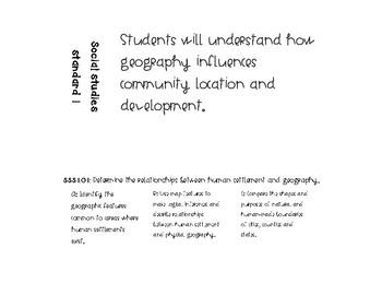 3rd Social studies Core Standards