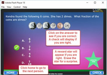 3rd Who wants to be a Millionaire Module 2 –Fractions,Number and Operations TEKS
