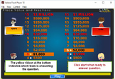3rd Who wants to be a Millionaire Module 3 – Geometry and Data Analysis