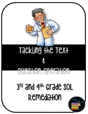 3rd and 4th Grade Reading SOL Review and Remediation