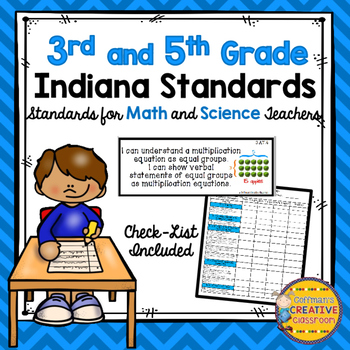 3rd and 5th Grade Math and Science Standards