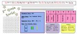 3rd grade Desktop helper name plate