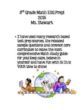 3rd grade End of Grade Test Prep