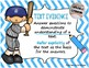 3rd grade Florida LAFS Literature Standards- Baseball Theme