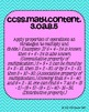 3rd grade Math Common Core Standards Posters Operations an