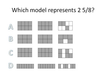3rd grade Math SOL review with TEI questions